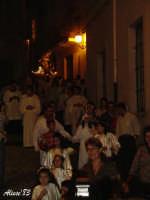 Festa della Vara 12 Agosto 2007 Processione dei simulacri dell'Arcangelo Gabriele e di Maria SS. Annunziata (i personaggi della Vara in processione)  - Fiumedinisi (2596 clic)