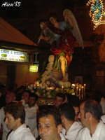 Festa della Vara 12 Agosto 2007 Processione dei simulacri dell'Arcangelo Gabriele e di Maria SS. Annunziata   - Fiumedinisi (1856 clic)
