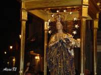 Festa dell'Immacolata Concezione 12 Agosto 2007 Processione tra i vicoli del quartiere San Giovanni  - Nizza di sicilia (2270 clic)
