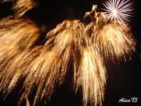 Festa dell'Immacolata Concezione 12 Agosto 2007 fuochi pirotecnici  - Nizza di sicilia (6744 clic)