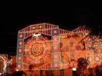 Luminarie per San Nicola  - Gualtieri sicaminò (7421 clic)