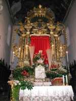 Interno Chiesa San Nicola  - Gualtieri sicaminò (7085 clic)