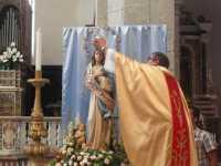 Festa di Santa Maria del Bosco 2009  Solenne incoronazione  - Alì (4493 clic)