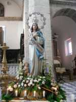 Festa di Santa Maria del Bosco 2009  Solenne incoronazione  - Alì (5675 clic)