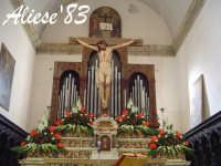 Altare Maggiore Chiesa Madre  - Alì (4630 clic)