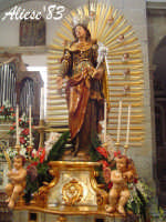 Simulacro di S.Agata Chiesa Madre  - Alì (4298 clic)