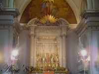 Festa dei Santi Alfio Cirino e Filadelfo i Santi sul loro altare  - Trecastagni (5239 clic)