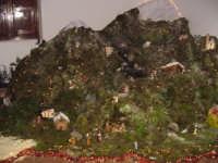 Presepe presso palazzo Brunaccini  XVII sec.   - Alì (6101 clic)