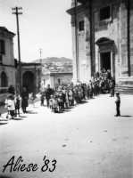 Processione delle palme primi anni 50  - Alì (3909 clic)