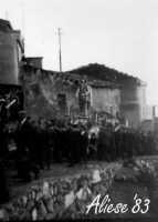 Processione di S.Agata ad Ariella primi anni 50  - Alì (3707 clic)