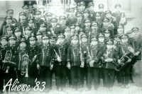 Festa di S.Agata foto Banda Musicale anni 30  - Alì (4960 clic)
