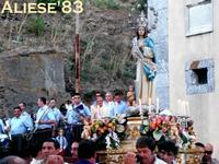 Processione in onore della Madonna del Bosco  - Alì (7449 clic)