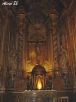 Basilica di S. Sebastiano Altare del SS. Sacramento  - Acireale (1557 clic)