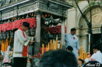 Processione di S.Agata del 4 Febbraio  - Catania (1284 clic)