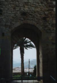 Entrata Castello Arabo Normanno  - Salemi (4869 clic)
