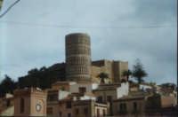 Veduta Panoramica del Castello Arabo Normanno  - Salemi (5926 clic)