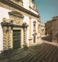 Salemi, Chiesa del  Collegio dei Gesuiti (XV  sec.)       - Salemi (5112 clic)