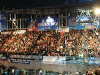 manifestazione di Forza Italia al palasport di Palermo CATANIA tiziano casesa