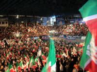 manifestazione di Forza Italia al palasport di Palermo  - Catania (1199 clic)
