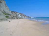 Spiaggia deserta di Punta Bianca  - Agrigento (13399 clic)
