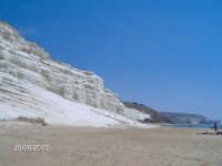 Dove finisce la neve, inizia la sabbia e si prosegue con l'acqua.  - Torre salsa (3101 clic)