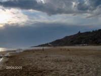 Sicilia Sud-Occidentale, ore 18,45 del 28 Agosto 2005  - Torre salsa (3025 clic)