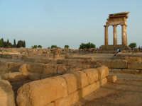 TEMPIO DI CASTORE E POLLUCE  - Valle dei templi (8634 clic)