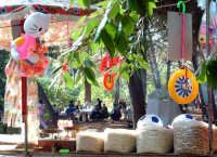 Parco della Favorita per la festa del 1°maggio. PALERMO AMBRA CURTO