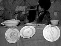 Presepw vivente di Sutera: U CONZAPIATTA  - Sutera (4610 clic)