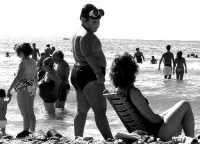 BAGNANTI AD ISOLA DELLE FEMMINE.  - Isola delle femmine (2450 clic)