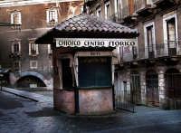 Il chiosco della pescheria in un pomeriggio d'estate  - Catania (6000 clic)