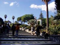 Ingresso della villa Bellini  - Catania (2423 clic)