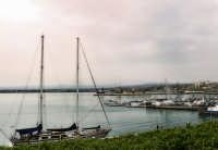 Panorama del porto  - Siracusa (1298 clic)
