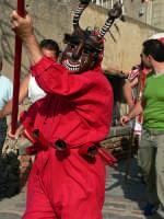 Rappresentazione scenica durante la festa di S.Lucia  - Savoca (6251 clic)