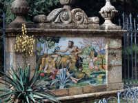 Mosaico  - Caltagirone (3345 clic)