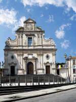 Chiesa di S.M.Della Stella  - Militello in val di catania (1984 clic)