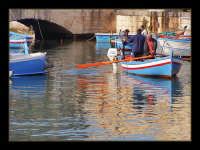 Barche a Ortigia nel porto di Siracusa  - Siracusa (4759 clic)