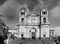 Zafferana la Chiesa Madre  - Zafferana etnea (3930 clic)