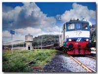 Stazione di Villarosa  - Villarosa (5314 clic)
