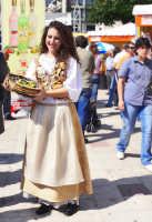 Festa dell'ottobrata.Vestito tipico siciliano  - Zafferana etnea (10827 clic)