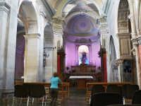 Chiesa S.M.Delle Scale.Interno RAGUSA Orazio Minnella