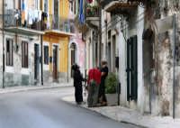 Passeggiando per le strade della vecchia città RAGUSA Orazio Minnella