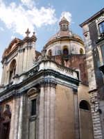 Chiesa di S.Michele Arcangelo,altrimenti conosciuta dai catanesi come chiesa dei Minoriti  - Catania (3072 clic)