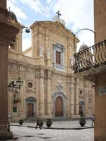 facciata cattedrale   - Marsala (2040 clic)