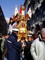 Festa di S.Agata.La candelora   - Catania (2458 clic)