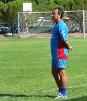 Catania calcio.Mister Marino durante l'amichevole giocata con la Virtus  - Nicolosi (3236 clic)