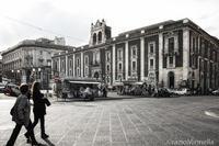 piazza stesicoro   - Catania (3148 clic)