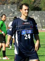 Catania calcio.Il Gabbiano Spinesi durante l'amichevole giocata con la Virtus  - Nicolosi (6086 clic)