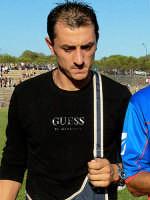 Catania calcio.Gionatha Spinesi  - Nicolosi (3317 clic)