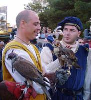 Festa del patrono 12 Aprile,durante lo svolgimento della giostra dei cavalieri.   - San gregorio di catania (2756 clic)